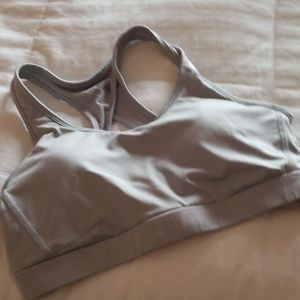 Never worn sports bra